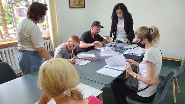 Kolejna grupa mieszkańców powiatu Siemiatyckiego korzysta ze wsparcia Centrum Integracji Społecznej